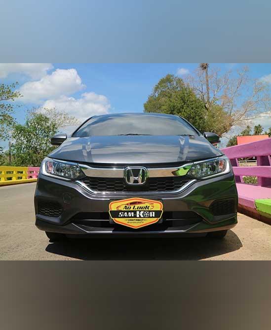 รถเก๋ง HONDA City V+ CVT