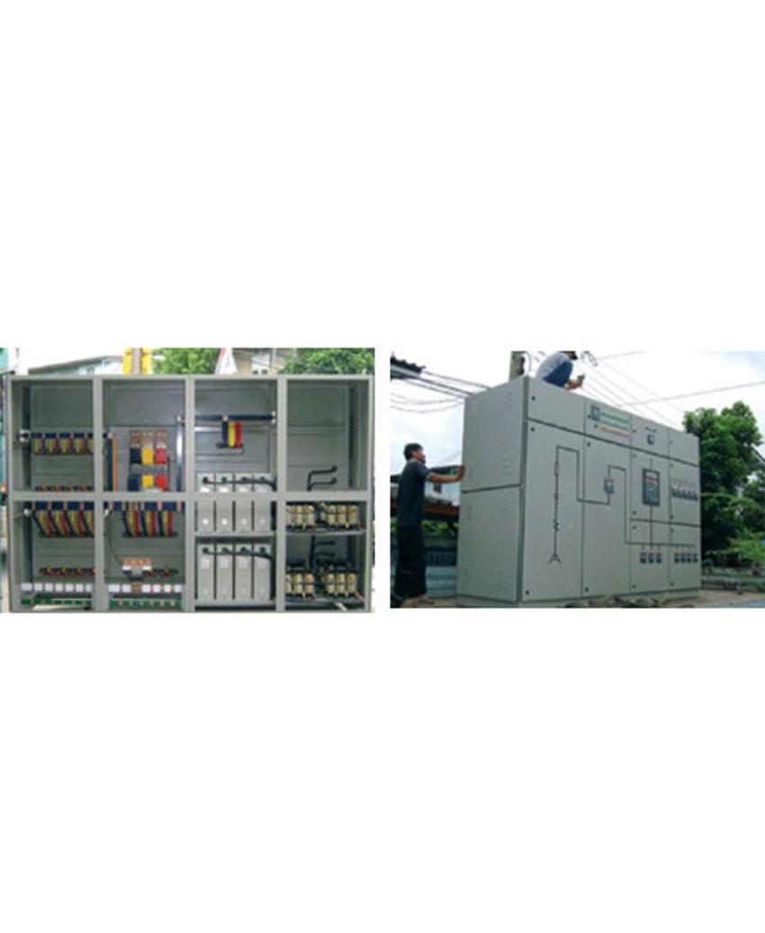 บำรุงรักษาและบริการตู้ควบคุมไฟฟ้า