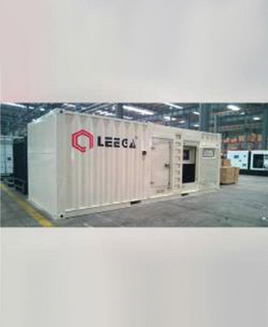 เครื่องกำเนิดไฟฟ้า LEEGA 1,000 KVA