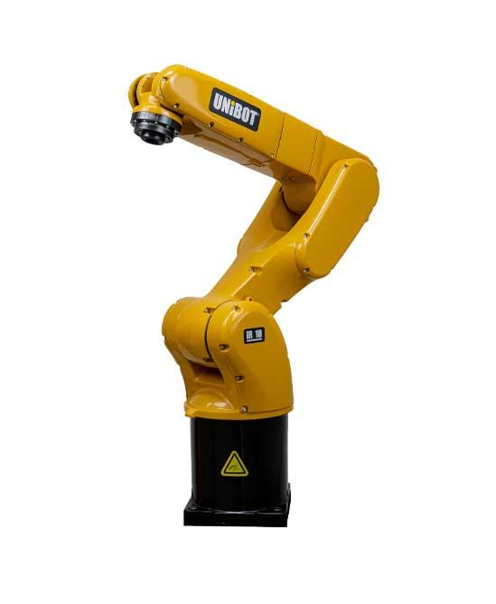 หุ่นยนต์อุตสาหกรรม 6 แกน UniBot iR-18 600