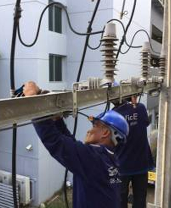 งานบำรุงรักษา หม้อแปลงไฟฟ้า