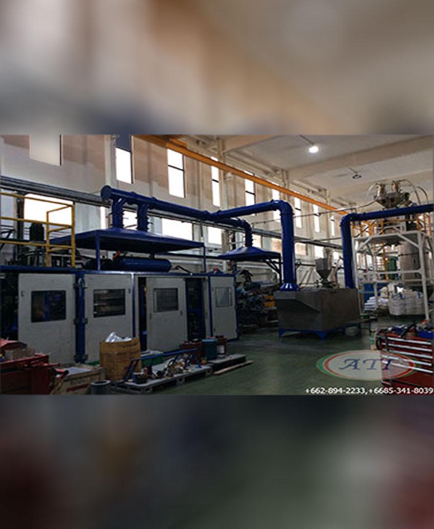 ระบบระบายความร้อนจากตัวโรงงานด้วยพัดลม FARM