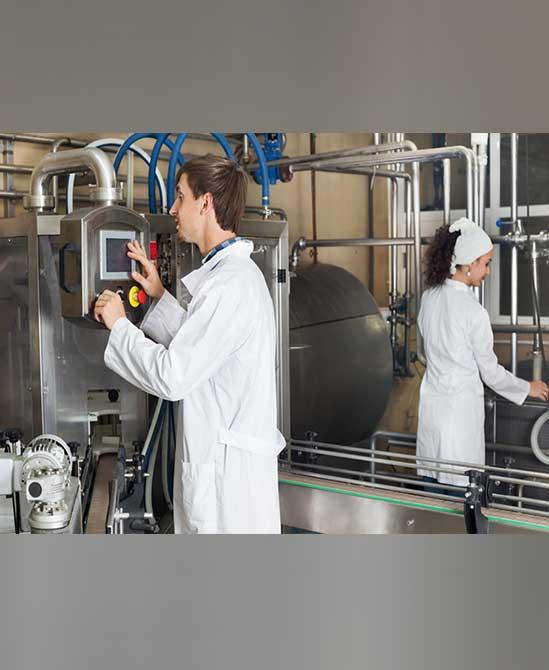 บริการ ตรวจสอบ ควบคุมการผลิตอัตโนมัติด้วย Computer PLC SCADA