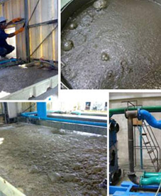 บริการทำความสะอาด Cooling Tower และ Cooling Line Pipe
